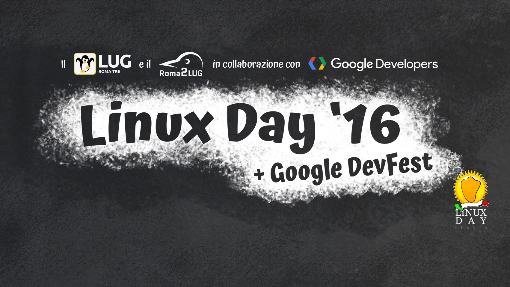 Linux Day 2016